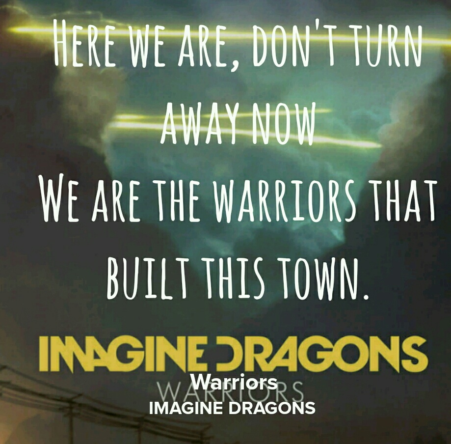 Warriors Imagine Dragons Captain America: Warriors, Imagine Dragons, And Smoke+mirrors
