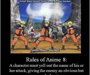 anime rules