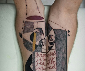 tattoo cubismo