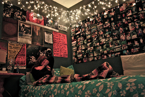 My Bedroom On Pinterest Tapestries Fairy Lights And