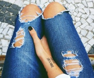 jeans