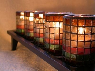 514499-five-candles-in-stained-glass-holders_large