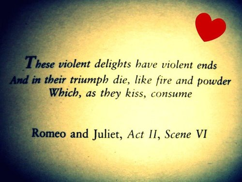 Famous Quotes From Juliet Capulet. QuotesGram