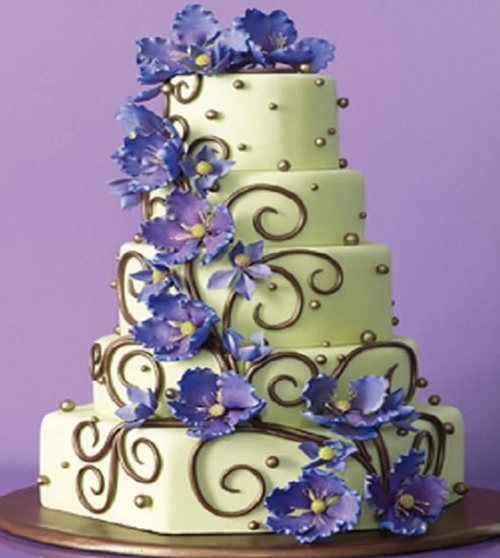 Top 10 Most Beautiful Wedding Cakes World 39s Most Stunning and Gorgeous   Marva s blog. The World39s Top Most   penncoremedia com