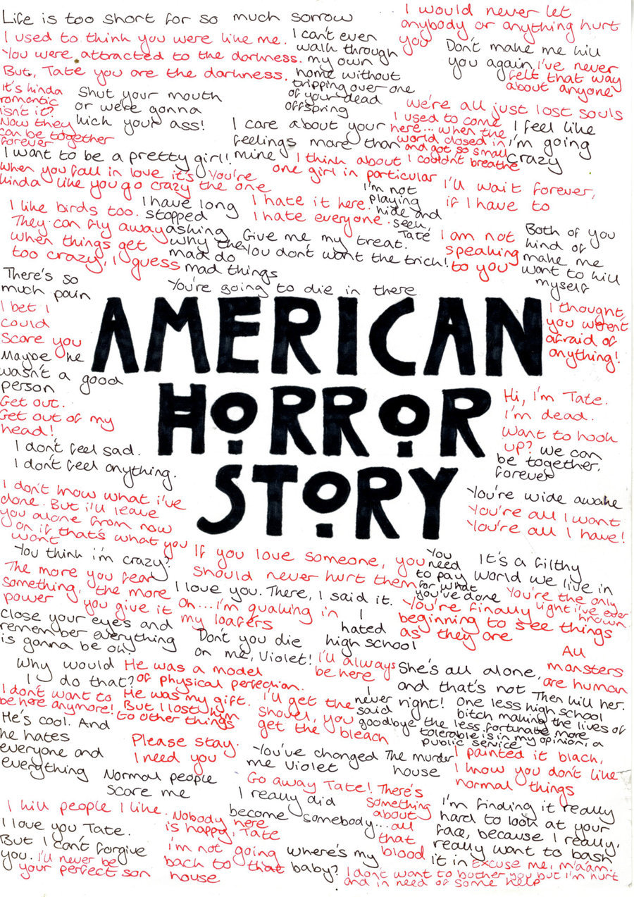 Ahs iphone wallpaper tumblr - 114 Images About Ahs On We Heart It See More About American Horror Story Ahs And Evan Peters
