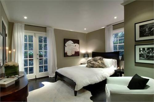 Taupe Paint Colors Bedrooms Green Taupe Walls Paint Color