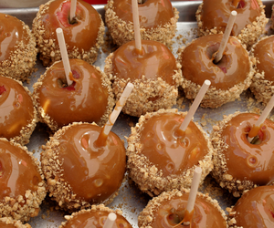 candy apples