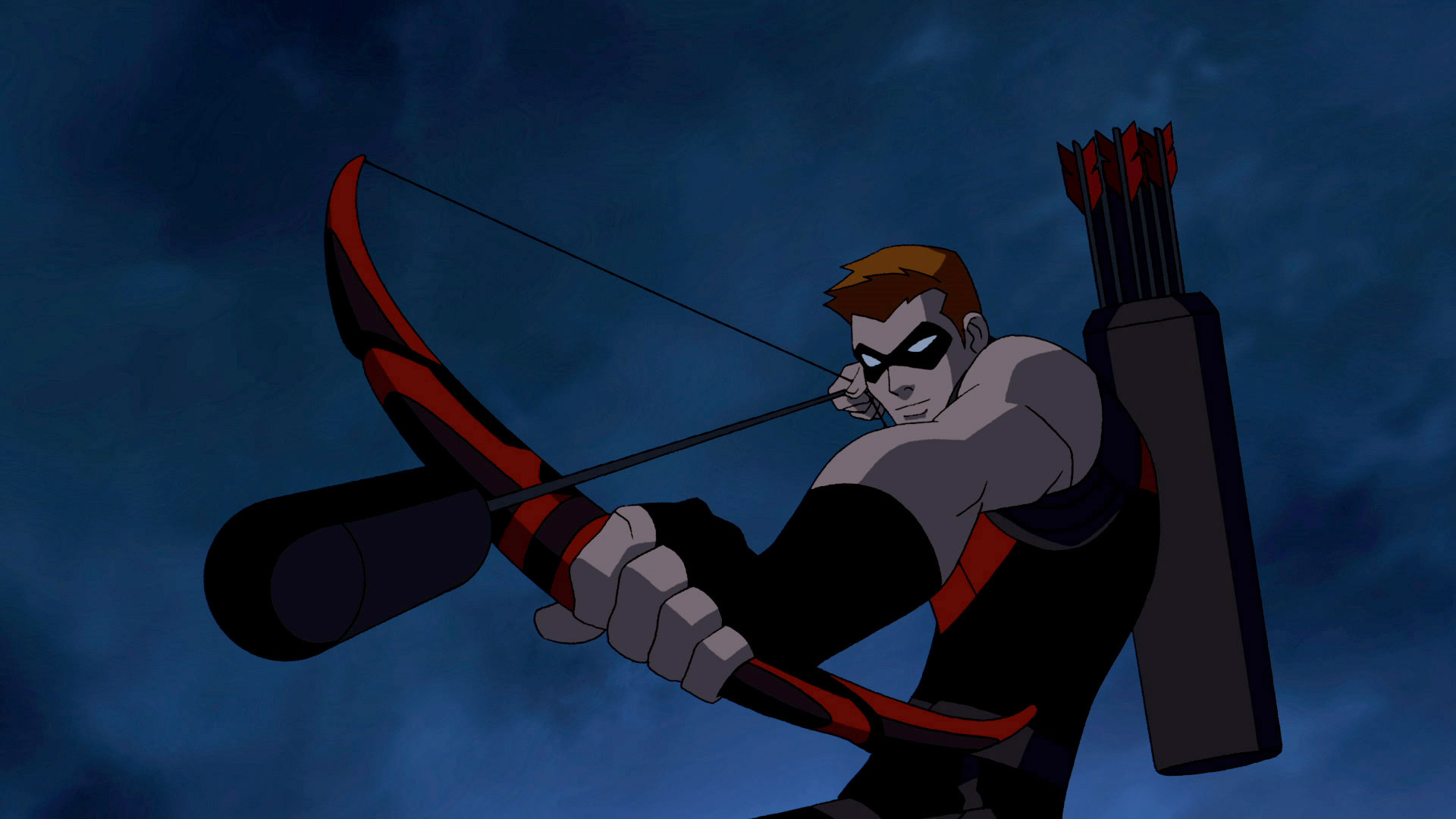 Young Justice Red Arrow Wallpaper