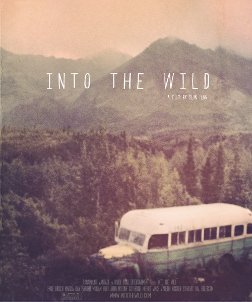 into the wild as you like it