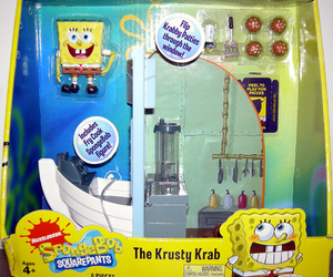 spongebob cute toys