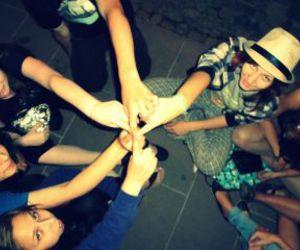 me & my friends