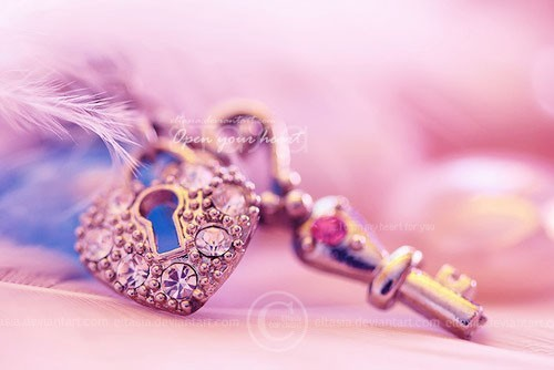 Heart Lock And Key Quotes. QuotesGram