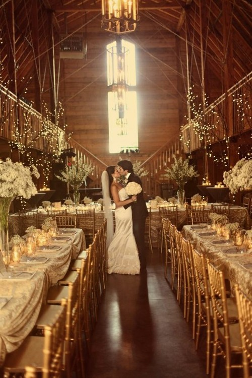 My Best Friend's Wedding / Elegant but rustic wedding