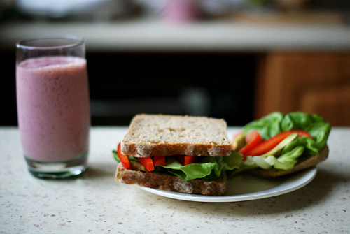 Vegan-breakfast-sandwiches-and-smoothie_large
