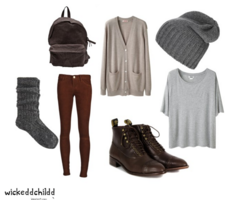 wickeddchildd: LOOKS WITH BEANIES