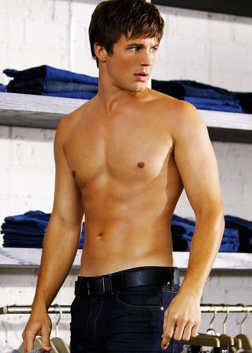 matt lanter - We all need men