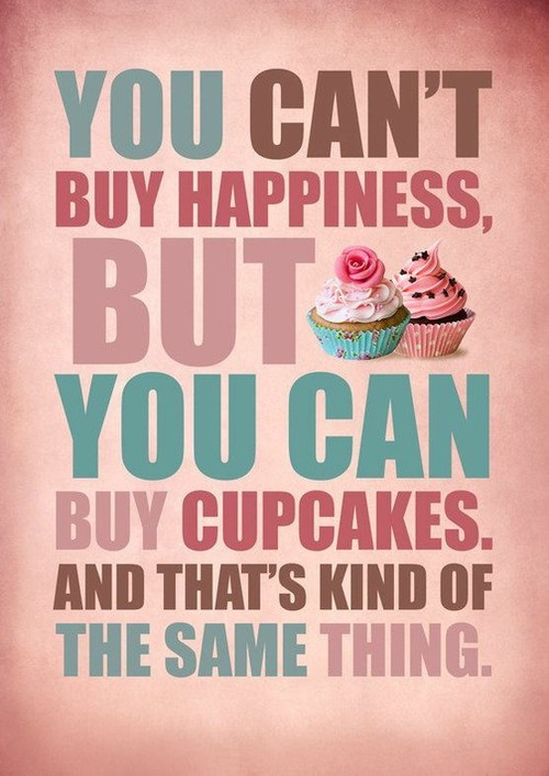 Cupcakes / Indeed it is!