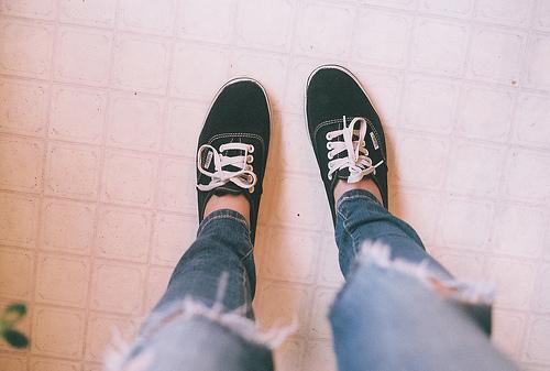 Keds & Heels ♡