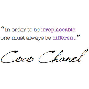 Quotes about FASHION ♥