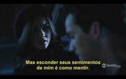 Saber As Perguntas Certas é Melhor Do Que Ter As Respostas: Pretty Little Liars: Pretty Little Liars