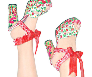 fruit shoes fashion