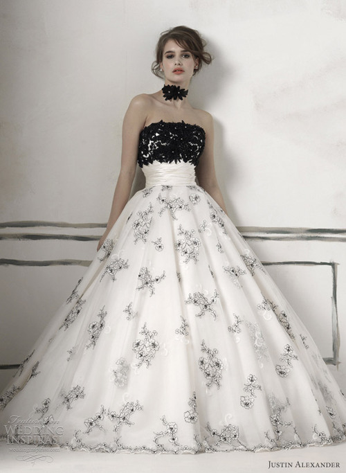 Black-and-white-wedding-dress-2012_large