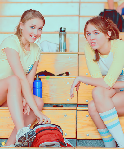 Emily And Miley