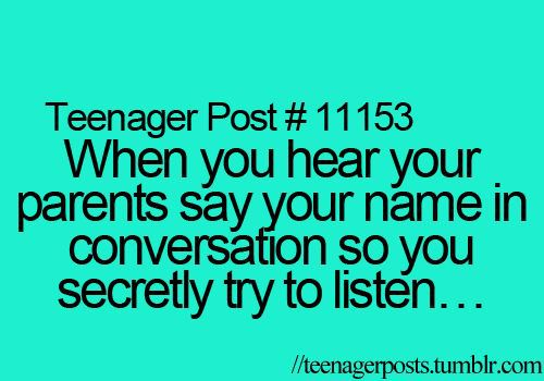 parents, teenager post, and quote image