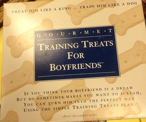 training a boyfriend
