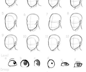 69 images about Draw manga tutorial ✏