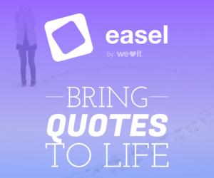 easel
