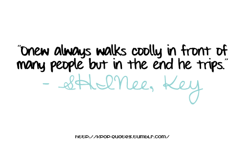 Inspirational Kpop Quotes: Kpop Funny Quotes. QuotesGram
