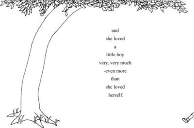 Because Shel Silverstein is cooler than Life.