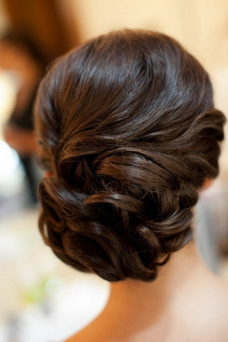 curls, cute, hair, up-do - inspiring picture on Favim.com
