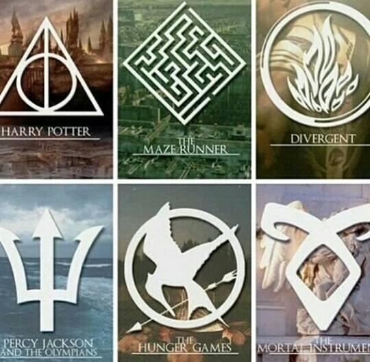 Maze Runner Symbols