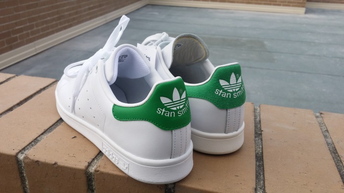 b5ebd2dce029d9 ... green white white shoes trainers tumblr adidas originals adidas stan  smith tumblr - Αναζήτηση Google on We Heart It ...