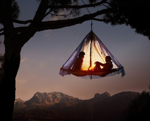 Extreme Camping in Germany - enpundit