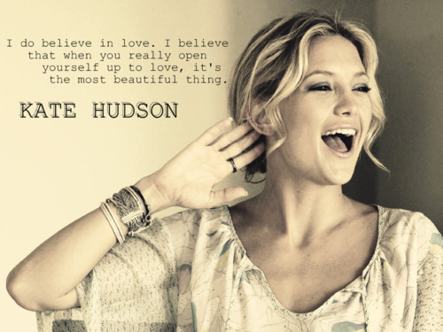 Kate Hudson quotes tumblr