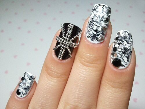 nail, nailart, nails, pretty - inspiring picture on Favim.com