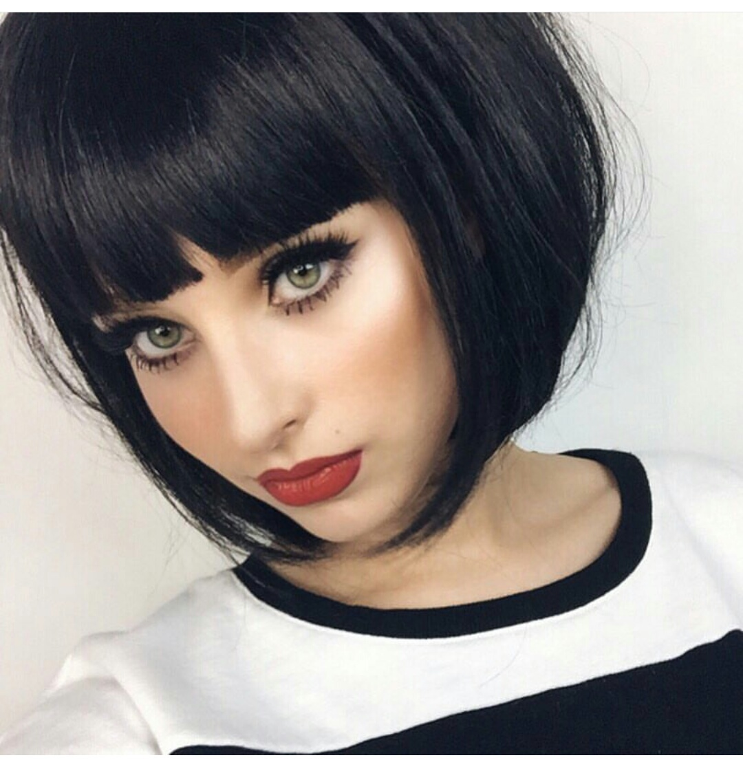Shoulder length hairstyle 2018 asian
