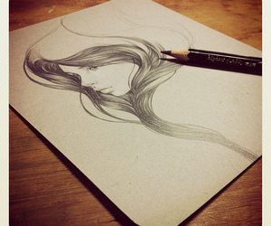 how to draw write on cardboard