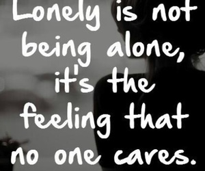lonely