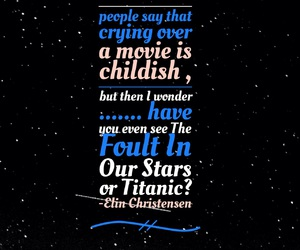 the foult in our stars