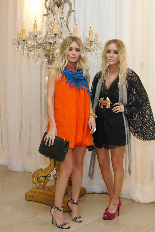 Fashionistas World: Mary Kate & Ashley Olsen StyleMint E-Shop