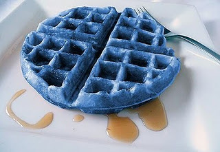 Sober in a Nightclub: A wholesome Blue Waffle