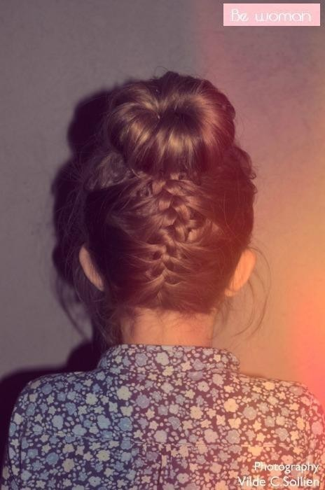 Style / Love the braid.