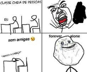 amizade alone