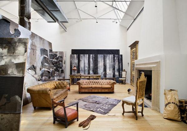 Le case di milano pi belle in citta le case at casa for Immagini case antiche interni