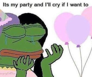 pity party