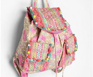 hanging garden backpack